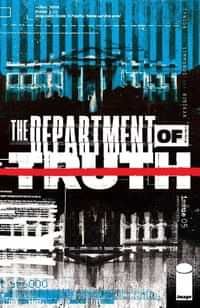 Department Of Truth #5 Second Printing