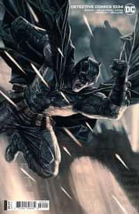 Detective Comics #1034 CVR B Cardstock Lee Bermejo