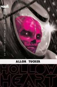 Hollow Heart #1 Second Printing