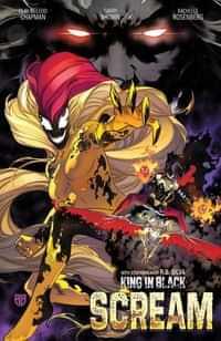 King In Black Scream #1 Variant Silva Stormbreakers
