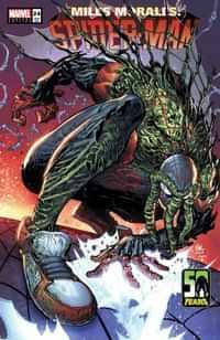 Miles Morales Spider-man #24 Variant Lashley Miles-thing
