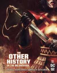 Other History Of The Dc Universe #3 CVR A Giuseppe Camuncoli and Marco Mastrazzo