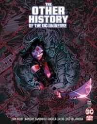 Other History Of The Dc Universe #3 CVR B Jamal Campbell