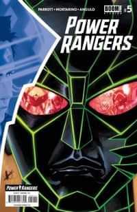 Power Rangers #5 CVR A Scalera