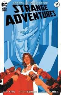 Strange Adventures #9 CVR A Mitch Gerads