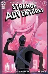 Strange Adventures #9 CVR B Evan Doc Shaner
