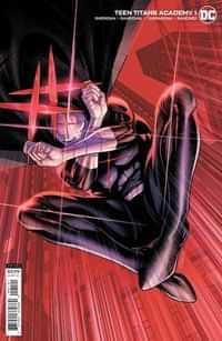 Teen Titans Academy #1 CVR B Jamal Campbell