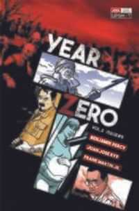 Year Zero #5 CVR B Rosanas