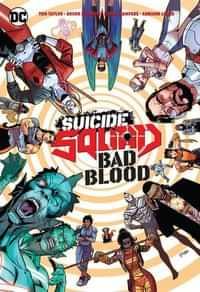 Suicide Squad HC Bad Blood