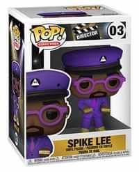 Funko Pop Directors Spike Lee Purple Suit