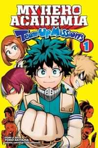 My Hero Academia GN Team-up Missions V1