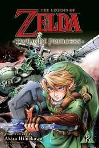 Legend Of Zelda GN Twilight Princess V8