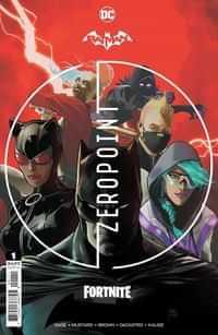 Batman Fortnite Zero Point #1 CVR A Mikel Janin