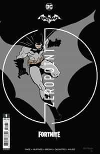 Batman Fortnite Zero Point #1 Variant Premium A