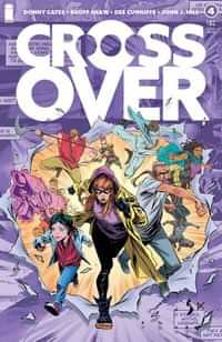 Crossover #4 Second Printing