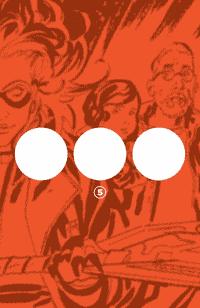 Crossover #5 Variant 50 Copy Ellipsis Design