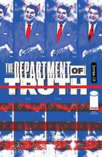 Department Of Truth #2 Third Printing