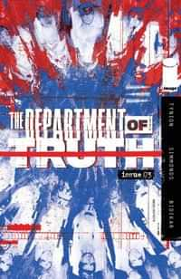 Department Of Truth #3 Third Printing