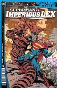 Future State Superman Vs Imperious Lex #3 CVR A Yanick Paquette