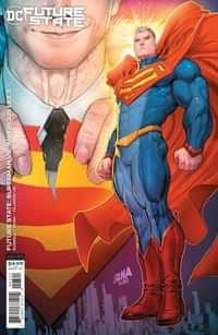 Future State Superman Vs Imperious Lex #3 CVR B Cardstock David Nakayama