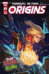 Marvel Action Origins #2 CVR A Souvanny