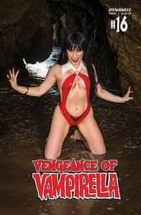 Vengeance Of Vampirella #16 CVR D Hollon Cosplay