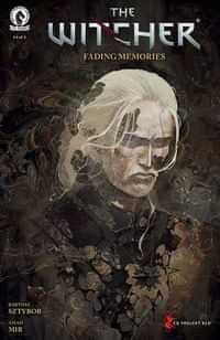 Witcher Fading Memories #4 CVR A