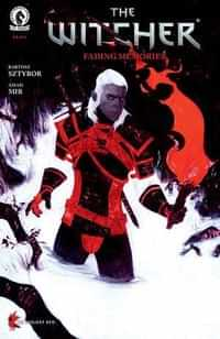Witcher Fading Memories #4 CVR B Jeremy Wilson
