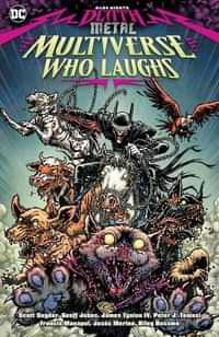 Dark Nights Death Metal TP The Multiverse Who Laughs