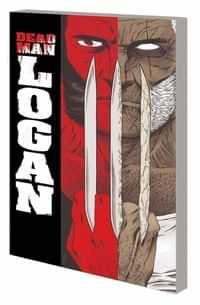 Dead Man Logan TP Complete Collection