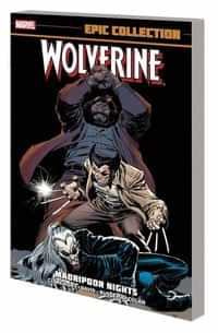 Wolverine TP Epic Collection Madripoor Nights New Printing