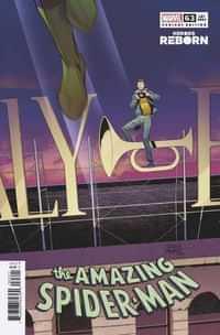 Amazing Spider-man #63 Variant Pacheco Reborn