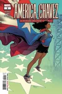 America Chavez Made In Usa #2