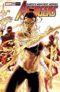 Avengers #44 Variant Weaver Connecting Var