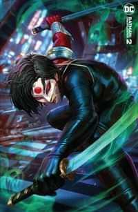 Batman Urban Legends #2 CVR C Derrick Chew