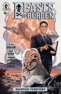 Beasts Of Burden Occupied Territory #1 CVR A Dewey
