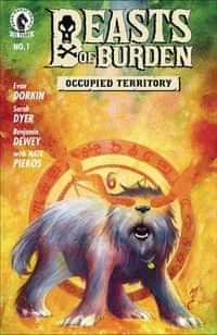 Beasts Of Burden Occupied Territory #1 CVR B Mccrea