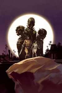 Cimmerian Iron Shadows In Moon #1 CVR B Augustin