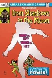 Cimmerian Iron Shadows In Moon #1 CVR D Casa