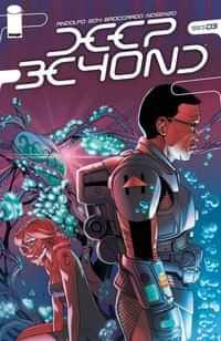 Deep Beyond #3 CVR A Broccardo