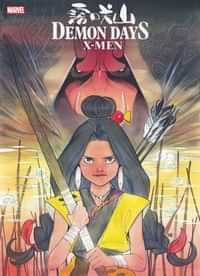 Demon Days X-men #1 Second Printing Momoko