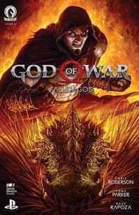 God Of War Fallen God #2