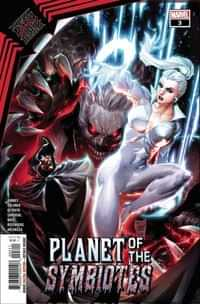 King In Black Planet Of Symbiotes #3