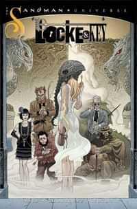 Locke and Key Sandman Hell and Gone #1 CVR A Rodriguez