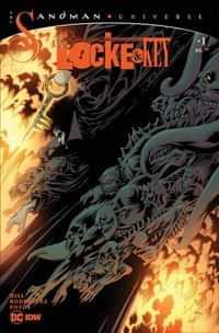 Locke and Key Sandman Hell and Gone #1 CVR C Kelley Jones