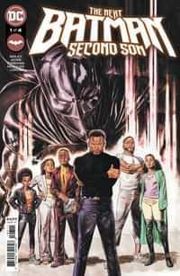 Next Batman Second Son #1 CVR A Doug Braithwaite