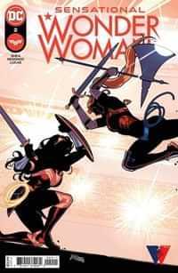 Sensational Wonder Woman #2 CVR A Bruno Redondo
