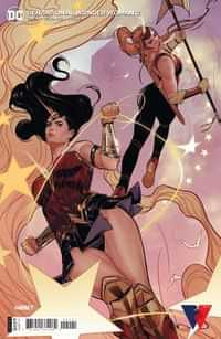 Sensational Wonder Woman #2 CVR B Joshua Sway Swaby