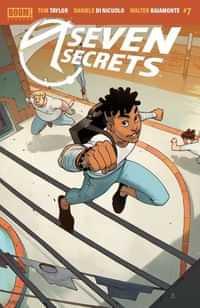 Seven Secrets #7 CVR B Bengal