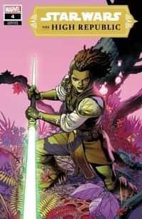 Star Wars High Republic #4 Variant 25 Copy Yu
